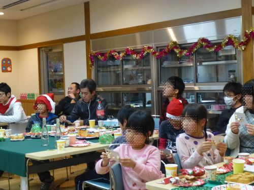 クリスマス会 7